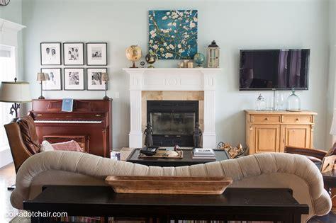 ways  update  living room  breaking  bank
