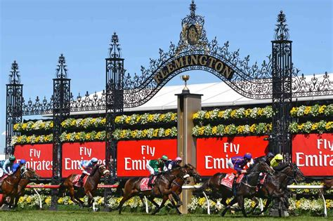 2006 Emirates Melbourne Cup At Flemington Racecourse In Melbourne by Flemington Preview Melbourne Cup Day