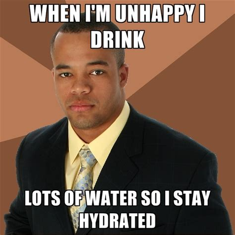 Unhappy Meme - successful black man memes create meme