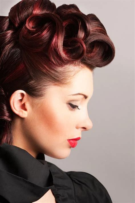 old hollywood updos gallery 94 best hair competition ideas images on pinterest hair