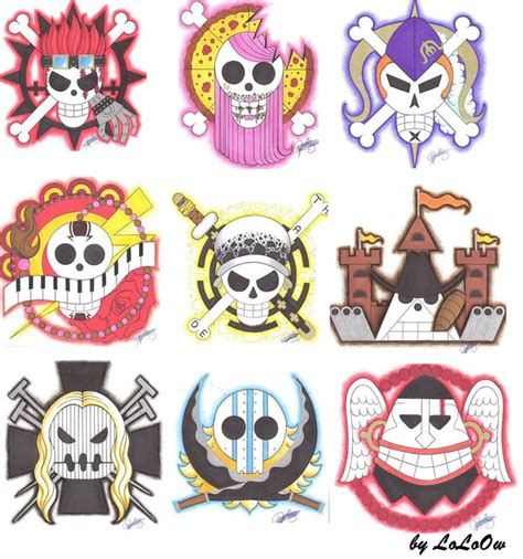 one piece jolly roger tattoo one piece jolly roger by lorenzo pinello one piece