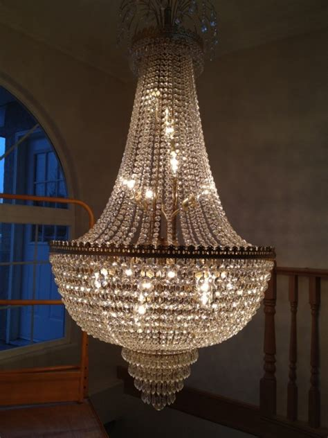 Cleaning Chandelier Crystals Burnaby Chandelier Cleaning Interior Window And Screen Cleaning