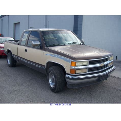 service manual how can i learn about cars 1992 chevrolet suburban 1500 electronic toll