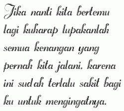 kata kata sedih perpisahan yang menyentuh hati wanita kata kata cinta