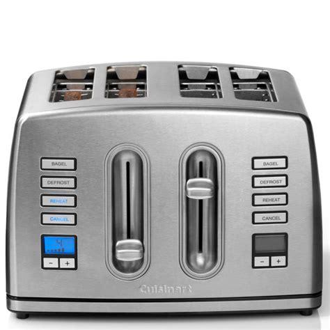 Cuisinart Digital Toaster cuisinart 4 slice digital toaster iwoot