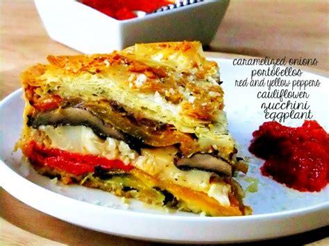 Summer Main Dish Recipes - roasted veggie overload proud italian cook