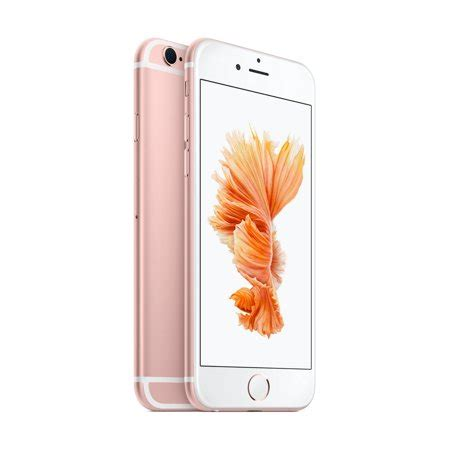 talk prepaid apple iphone 6s 32gb gold walmart