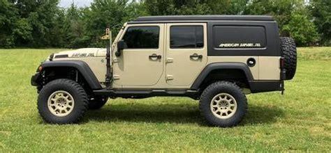 american safari/gazelle jeep jku jxl conversion kit
