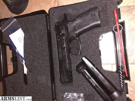 Sp 01 New armslist for sale cz sp 01 new