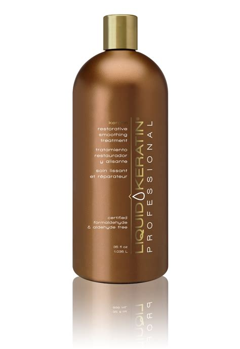 Formaldehyde Detox Remedy by Liquid Keratin Professional Smoothing Treatment 35 Oz