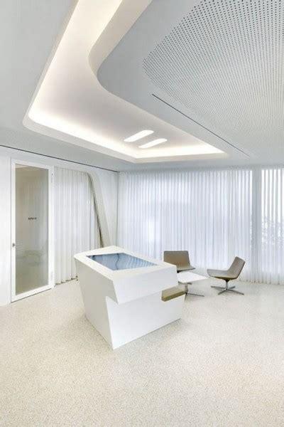 modern bank interior design raiffeisen  zurich