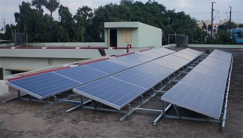 solar panels rooftop the masterbuilder india s leading civil engineering construction news construction magazine