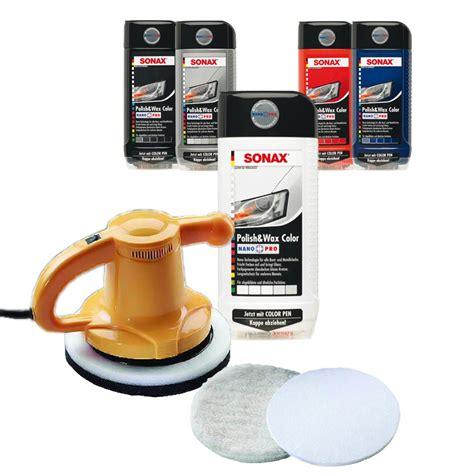Termurah Sonax Wash And Wax Shoo 500 Ml wachs und poliermaschine sonax wax color wei 223