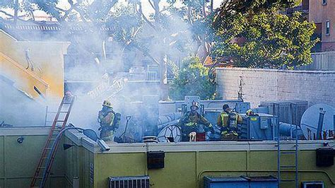 Pin By Brea Lesley On - temporary shutter fire at coral tree brentwood eater la