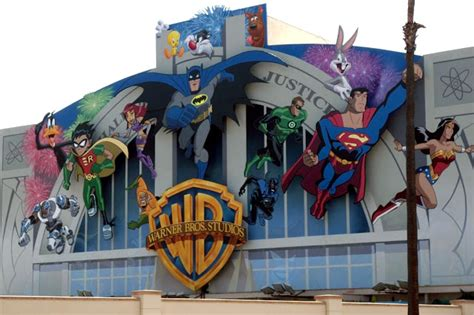 Scooby Doo Wall Mural wb takes down famous dc animation mural from burbank lot