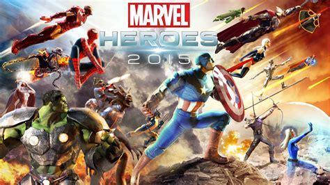 imagenes de videos juegos 2015 los mejores juegos de marvel avengers los vengadores