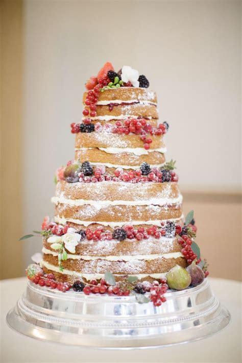 Sponge Wedding Cakes
