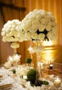 Vase Arrangements Wedding by 171 Best Centerpiece Trumpet Vase Images On