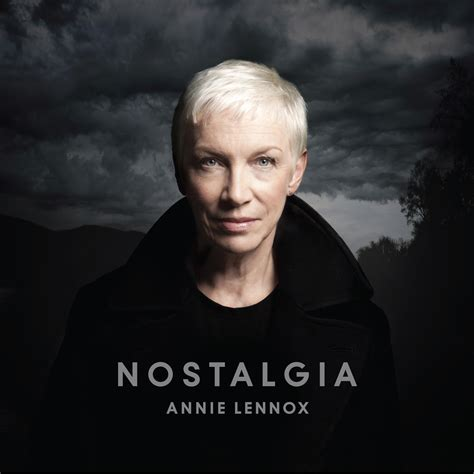 Lennox Is Back With A New Album by Lennox New Album 2014 Nostalgia