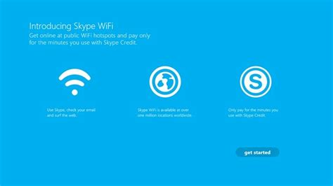 wifi skype skype wifi app for windows 8 10 gets improved performance