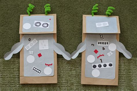 robot craft for robot crafts on for crafting and
