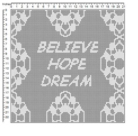 pattern maker crochet filet crochet pattern maker software crochet