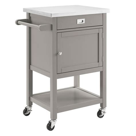 dolly kitchen island cart kitchen island carts the home depot canada