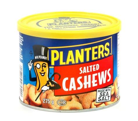 Planters Pecans by Planters Salted Cashews Walmart Ca