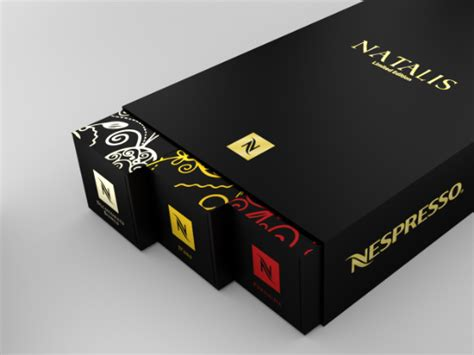 Lilin Pohon Natal Special Edition nespresso natalis limited edition on packaging of the