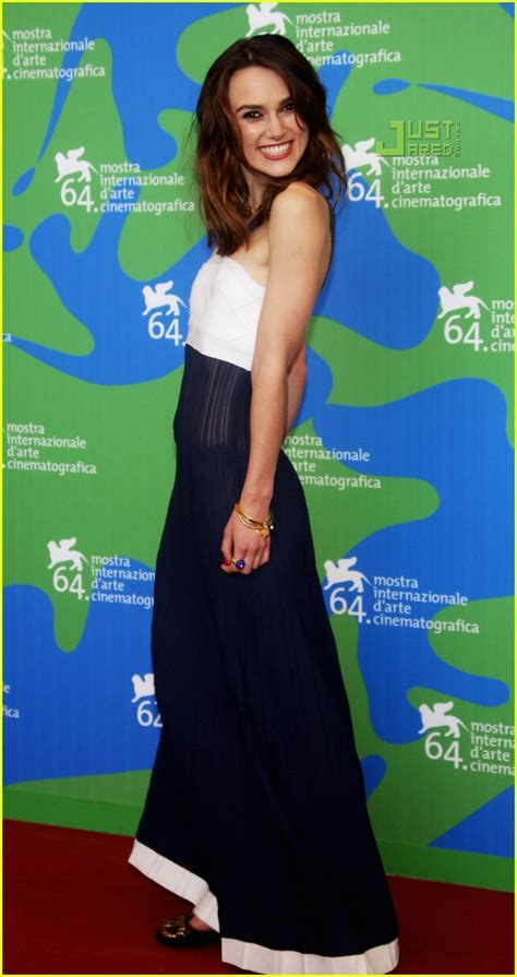 Keira Knightley At The Venice Festival by Keira Kicks Venice Festival Photo 549561 Keira