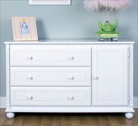 Bellini Changing Table Dresser by S New Nursery Fushion Magazine Fashion Entertainment