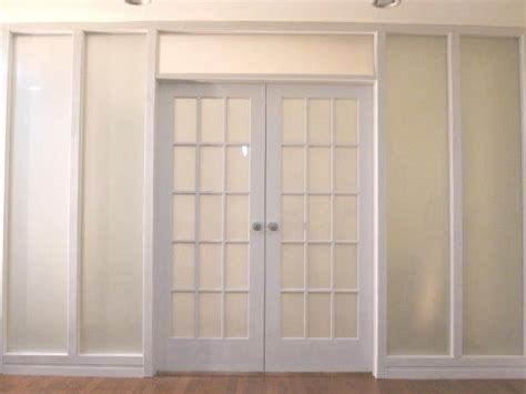 Frosted French Doors Master Pinterest Frosted Glass Doors Interiors