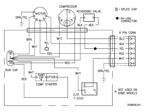 home air conditioner wiring diagram wiring diagram and