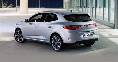 Renault Hatch 2016 Renault Megane Hatch Premieres Led By 152kw Gt For