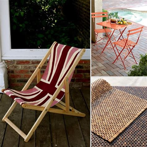 inexpensive outdoor furniture popsugar home