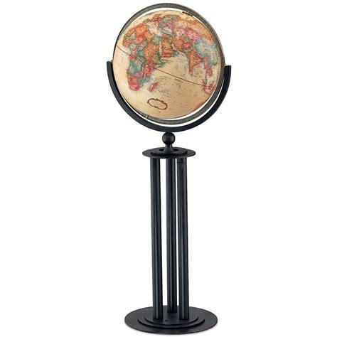 Floor Globe by Replogle Forum Floor Globe Antique