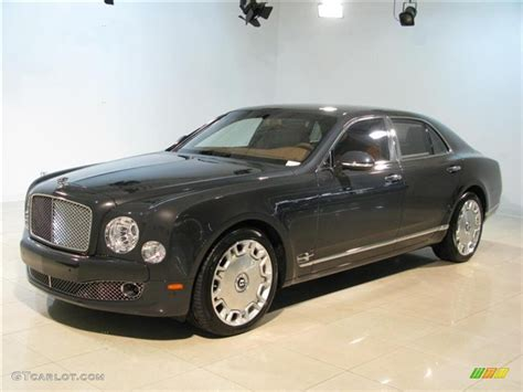 grey bentley 2011 titan grey bentley mulsanne sedan 49747592