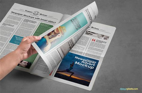Newspaper Advertising Template by Newspaper Ad Template Best Resumes