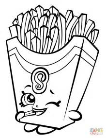 fiona fries shopkin coloring free printable coloring pages