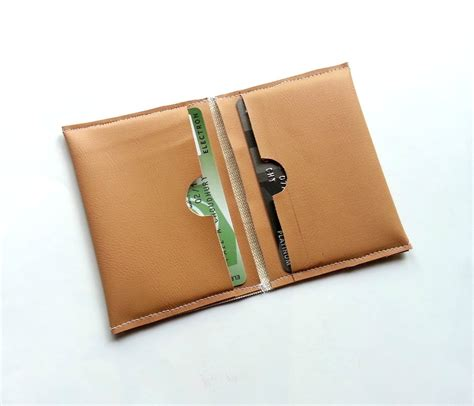 Paper Credit Card Holder Template Diy Card Holder 183 How To Make A Pouch Purse Or Wallet 183 Needlework On Cut Out Keep