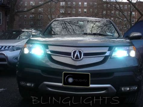 2007 acura rdx fog light replacement 2007 2012 acura mdx xenon hid replacement light bulbs