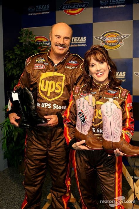 has anyone seen robin mcgraw dr phils wife recently can dr phil mcgraw help himself out of his divorce rumors