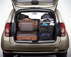 Renault Duster Interior Renault Duster Interior 2015