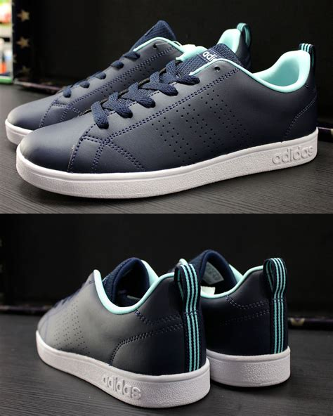 Adidas Original Neo Advantage Nubuck Navy Bnwb adidas sneakers shoes advantage clean stan smith boy navy ebay