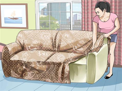 come rivestire divano come rivestire un divano 13 passaggi illustrato