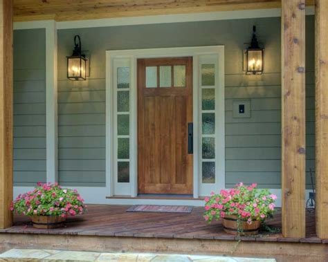 Front Door Entrances | entry doors with sidelights cheap front doors