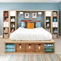 25 creative ideas for master bedroom storage 1