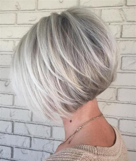 show hairstyles for fine thin grey hair 100 mind blowing short hairstyles for fine hair