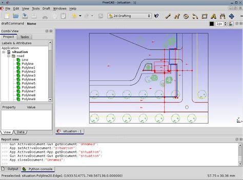 autocad tutorial wikipedia draft tutorial outdated freecad documentation