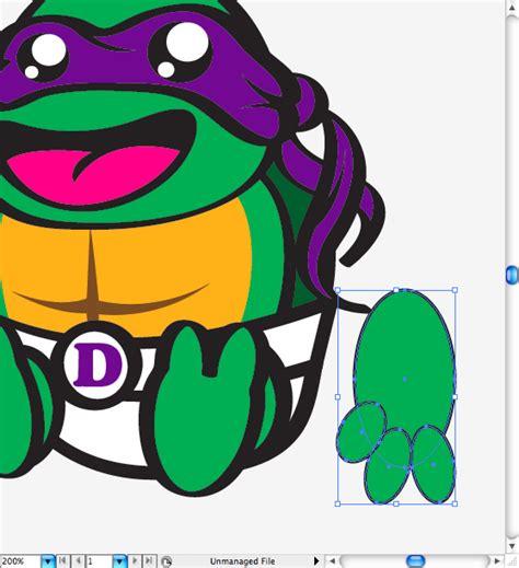 adobe illustrator ninja tutorial paso a paso tortugas ninjas con adobe illustrator taringa
